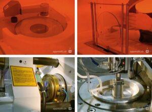 Disc-Pressverfahren-Presswerk