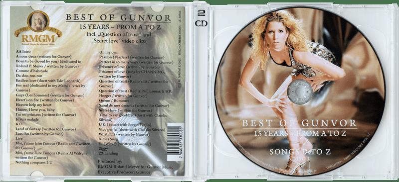 Doppel-CD Jewelcase
