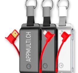 Mini Akkuschnelllader (Powerbank)