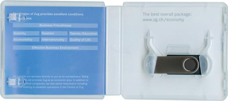 Flexbox für USB-Stick