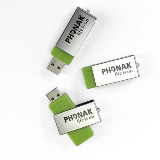 USB-Stick-zum Herausdrehen