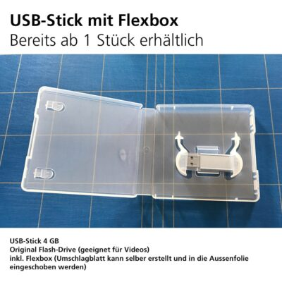 USB-Stick mit Box