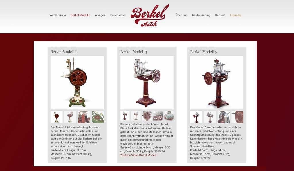 homepage erstellen lassen ostschweiz