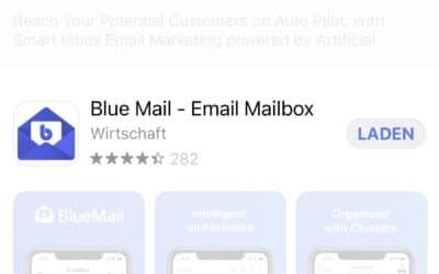 Das beste Smartphone Mailprogramm für Android