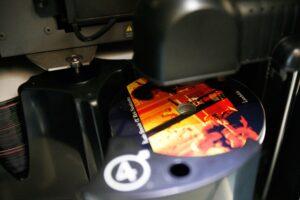 digitaldruck-Discproduktion