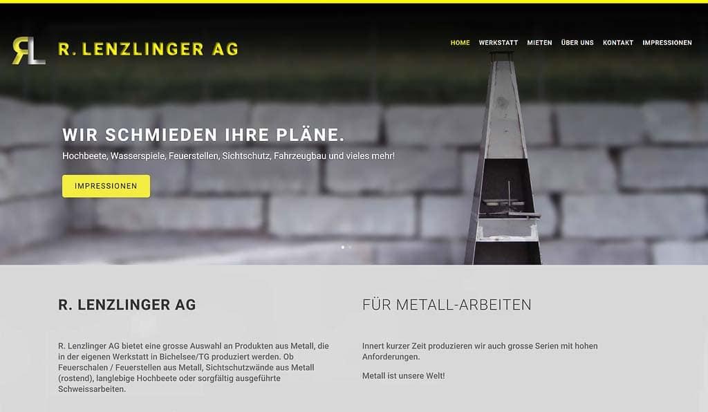 Preiswerte Homepage