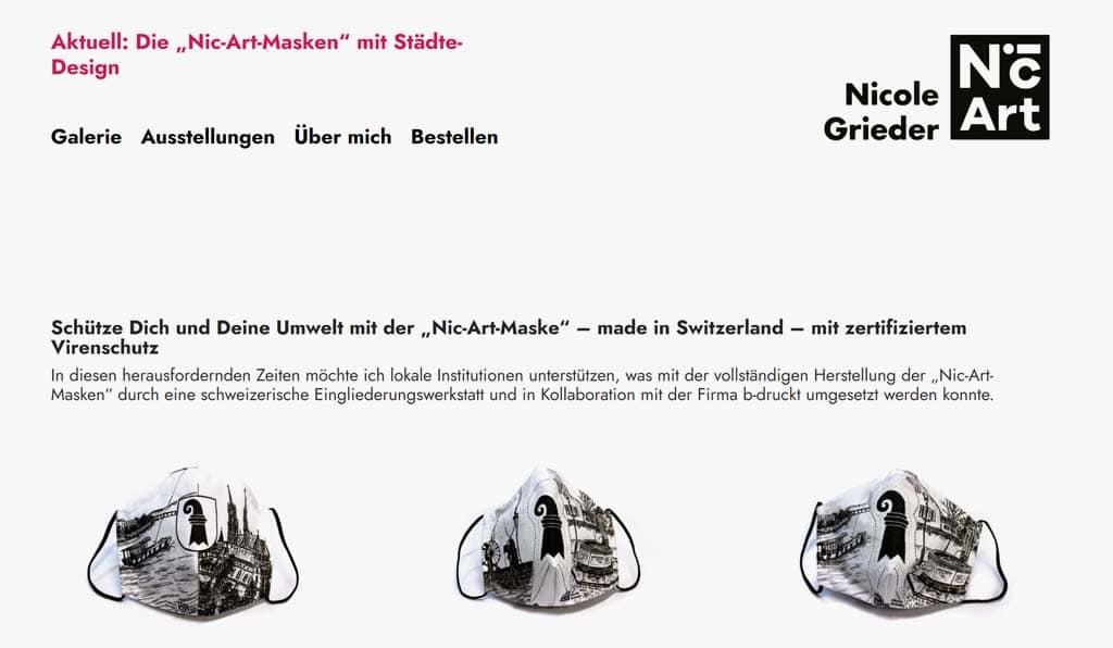 website erstellen professionell