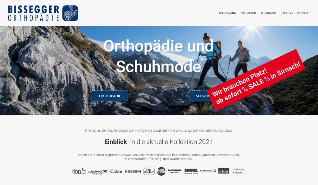 Webdesign Thurgau