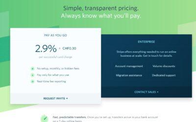 Stripe als günstige Alternative zu anderen Paymentdienstleistern
